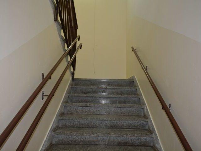 Remont klatki schodowej w przedszkolu w Wiązownie