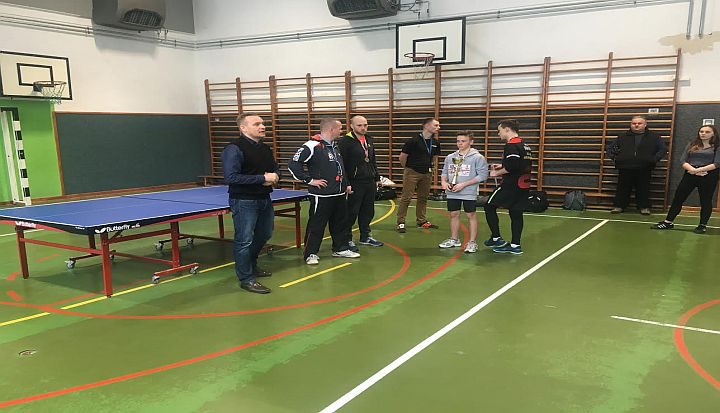 Mistrzostwa Powiatu Otwockiego w tenisie stołowym