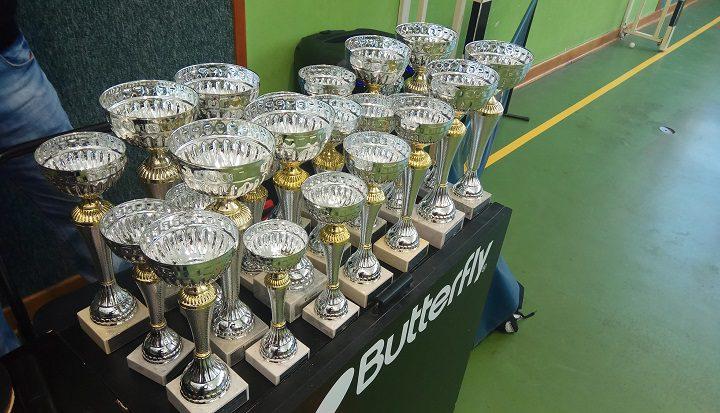 3 Turniej Grand Prix Wiązowny w Tenisie Stołowym