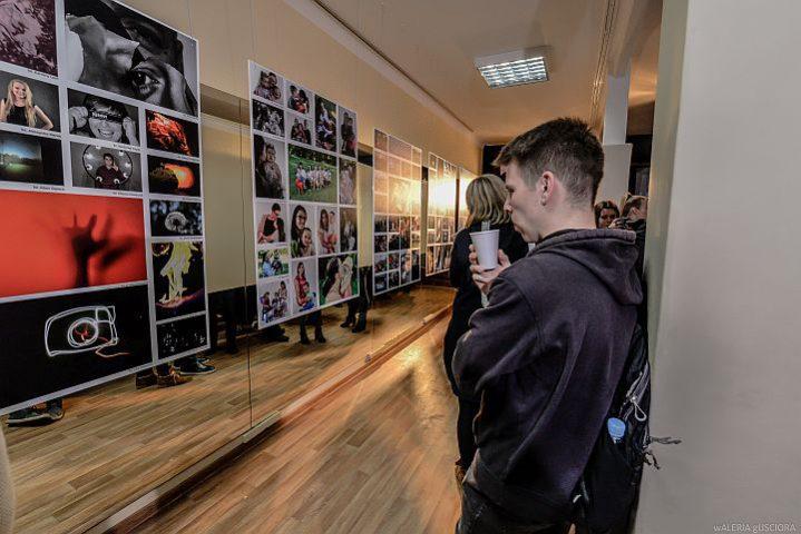 Wernisaż Wystawy Sekcji Fotograficznej GOK Wiązowna