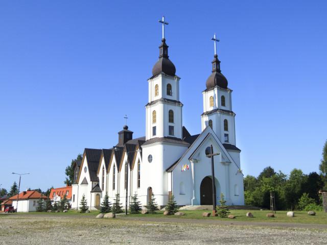 Kościół pw. św. Pawla Apostoła w Zakręcie