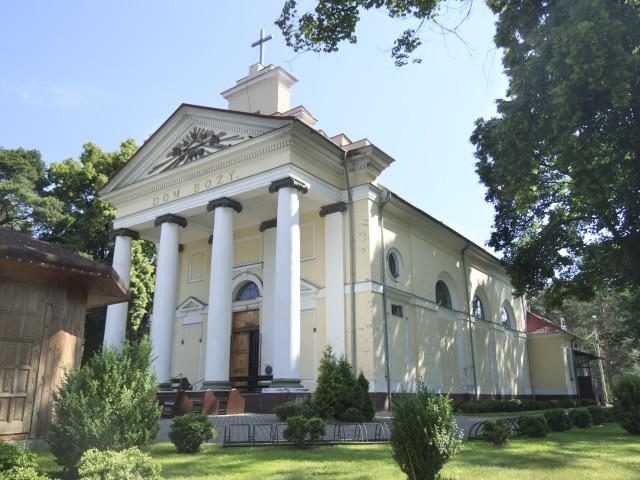 Kościół pw. św. Wojciecha w Wiązownie 4