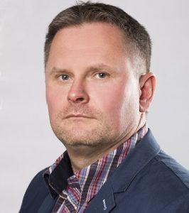 Radny Rafał Nejman