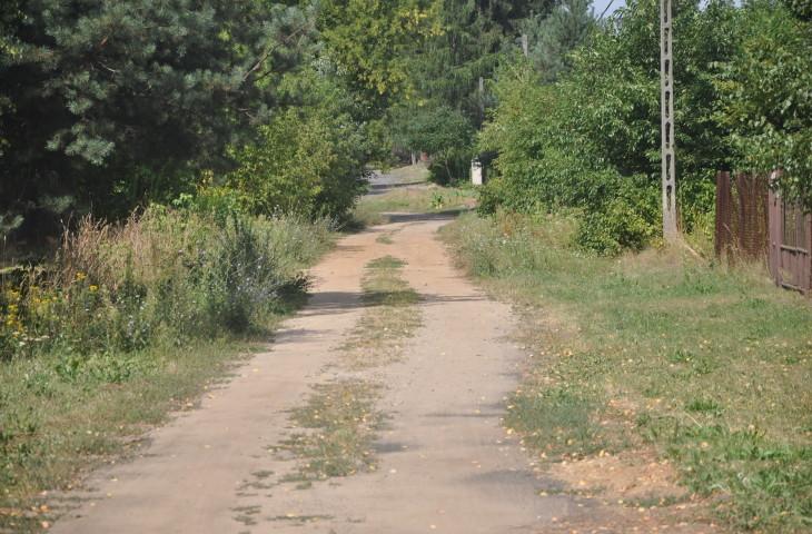 ul. Akacjowa, Czarnówka