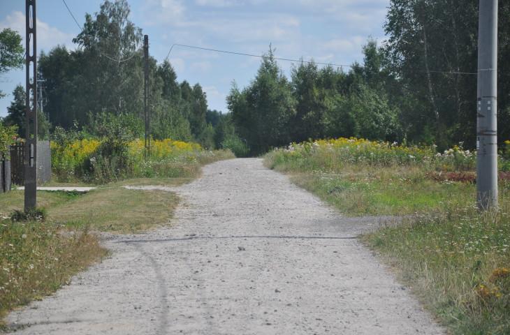 ul. Letnia, Malcanów