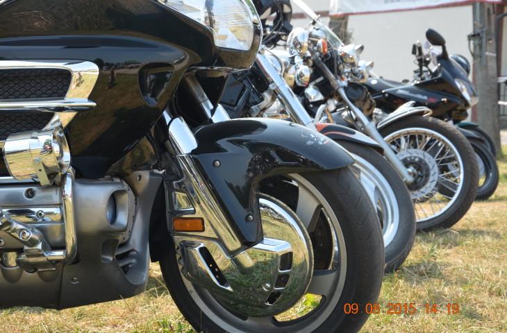 motocykl, Piknik Motoserce – Glinianka 2015