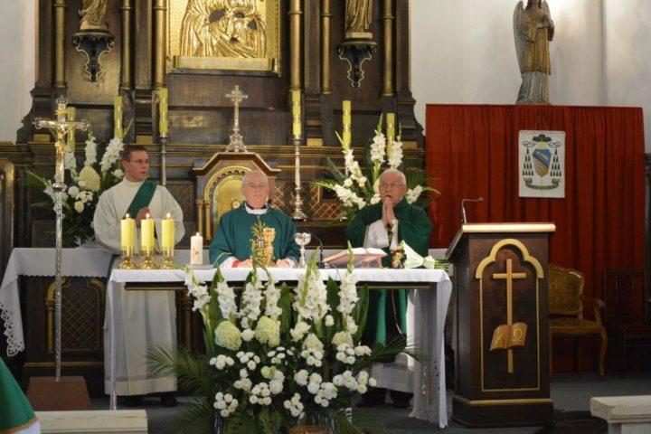 parafia, Wiązowna, ksiądz, pożegnanie