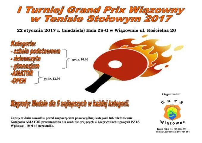 Plakat GP-1