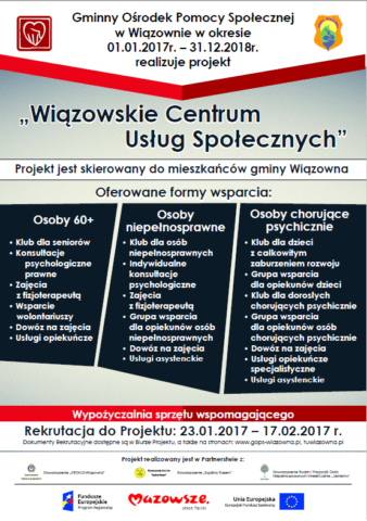 Wiązowskie Centrum