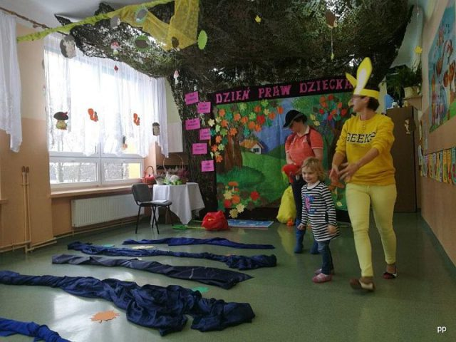 Dzień Praw Dziecka w Stumilowym Lesie