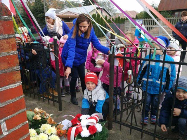11 listopada w Przedszkolu w Pęclinie