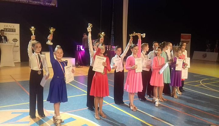 18 lutego: Liga Taneczna FAST STEP o Puchar Wójta Gminy Wiązowna