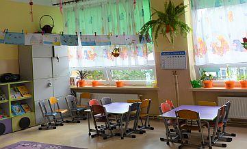 Przedszkole w Pęclinie