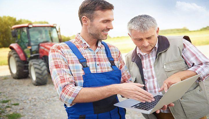 Rolnicy i komputer