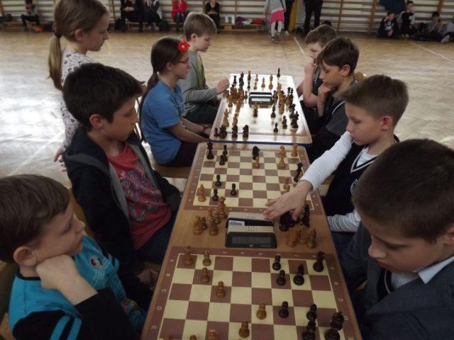 Mistrzowie szachów z Glinianki