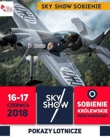 Sky Show Sobienie