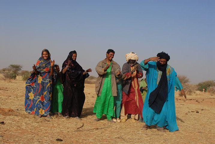 Wystawa Tuaregowie