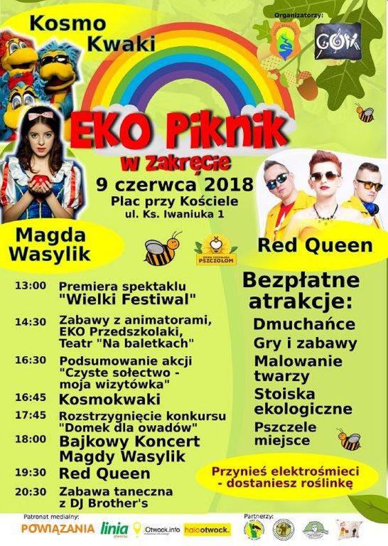 Plakat Eko Piknik