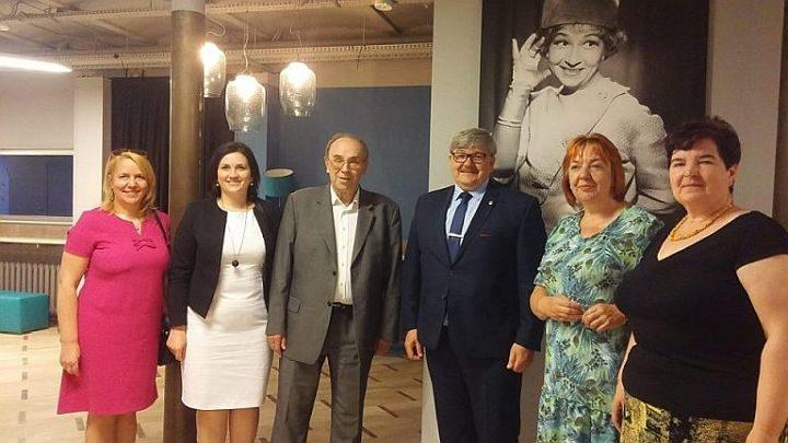 Nagroda im. Kierbedziów dla Janusza Budnego – Wójta Gminy Wiązowna