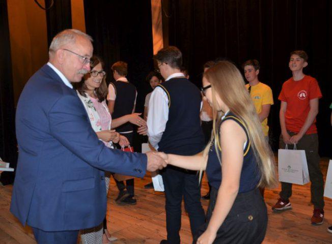 VI Powiatowy Turniej Wiedzy o Samorządzie