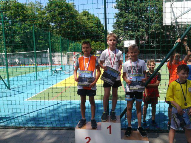Święto sprintu dziecięcego w Józefowie
