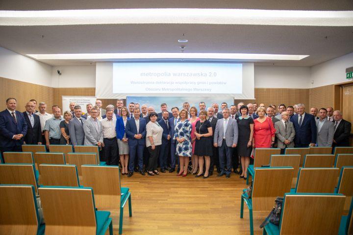 metropolia warszawska 2.0 - nowe porozumienie o współpracy
