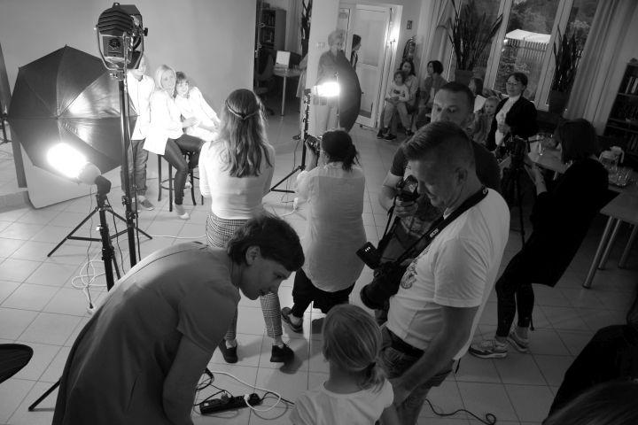 reporterskie przy pracy fot. K Herncisz