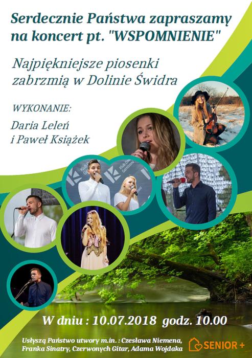 Koncert w Woli Karczewskiej