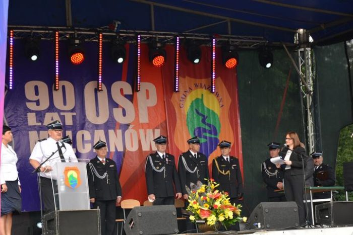 90 lat OSP Malcanów