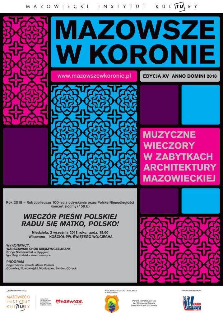 Mazowsze w Koronie w Wiązownie