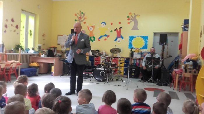 koncert przedszkole w zakrecie