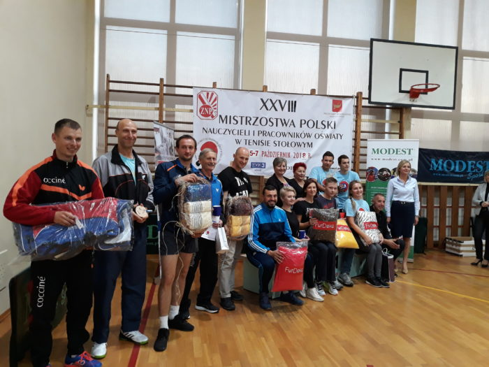 tenis stolowy mistrzostwa polski