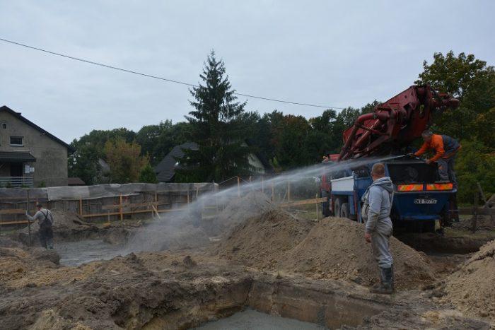 moj rynek wylewanie betonu