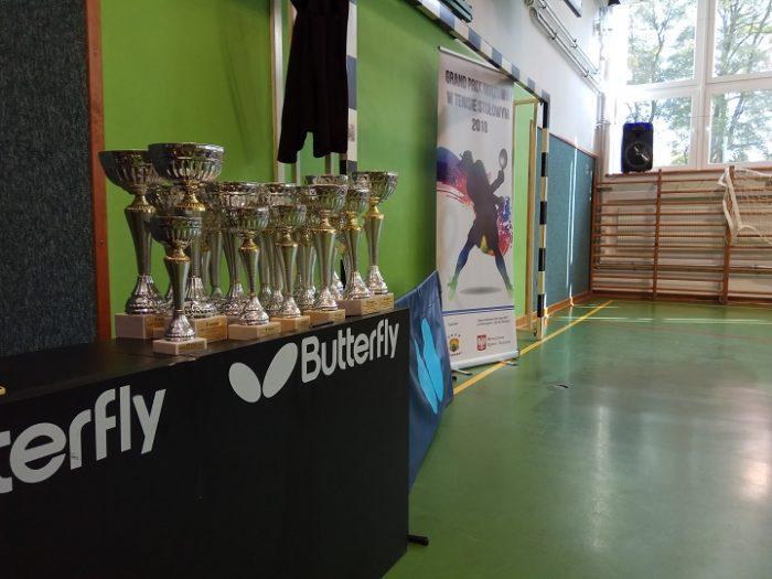 tenis stolowy turniej