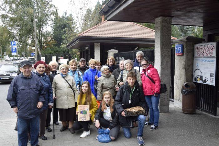 seniorzy zoo