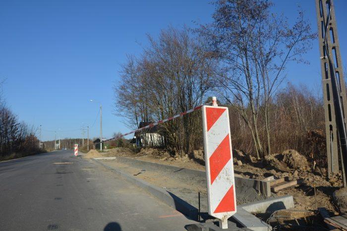 budowa peron dziechciniec