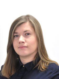 Ania Okrzeja-Goździk