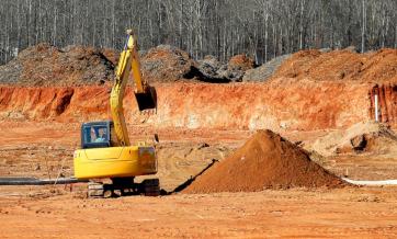 zdjęcie budowy drogi