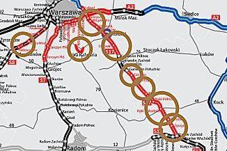 Przebieg trasy S17_361