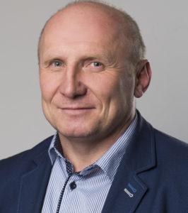 Radny Jacek Kardas