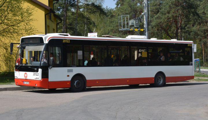 zdjęcie autobus L20