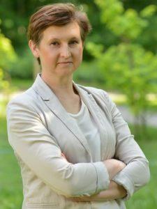 Aneta Grzelak, Wydział Planowania Przestrzennego