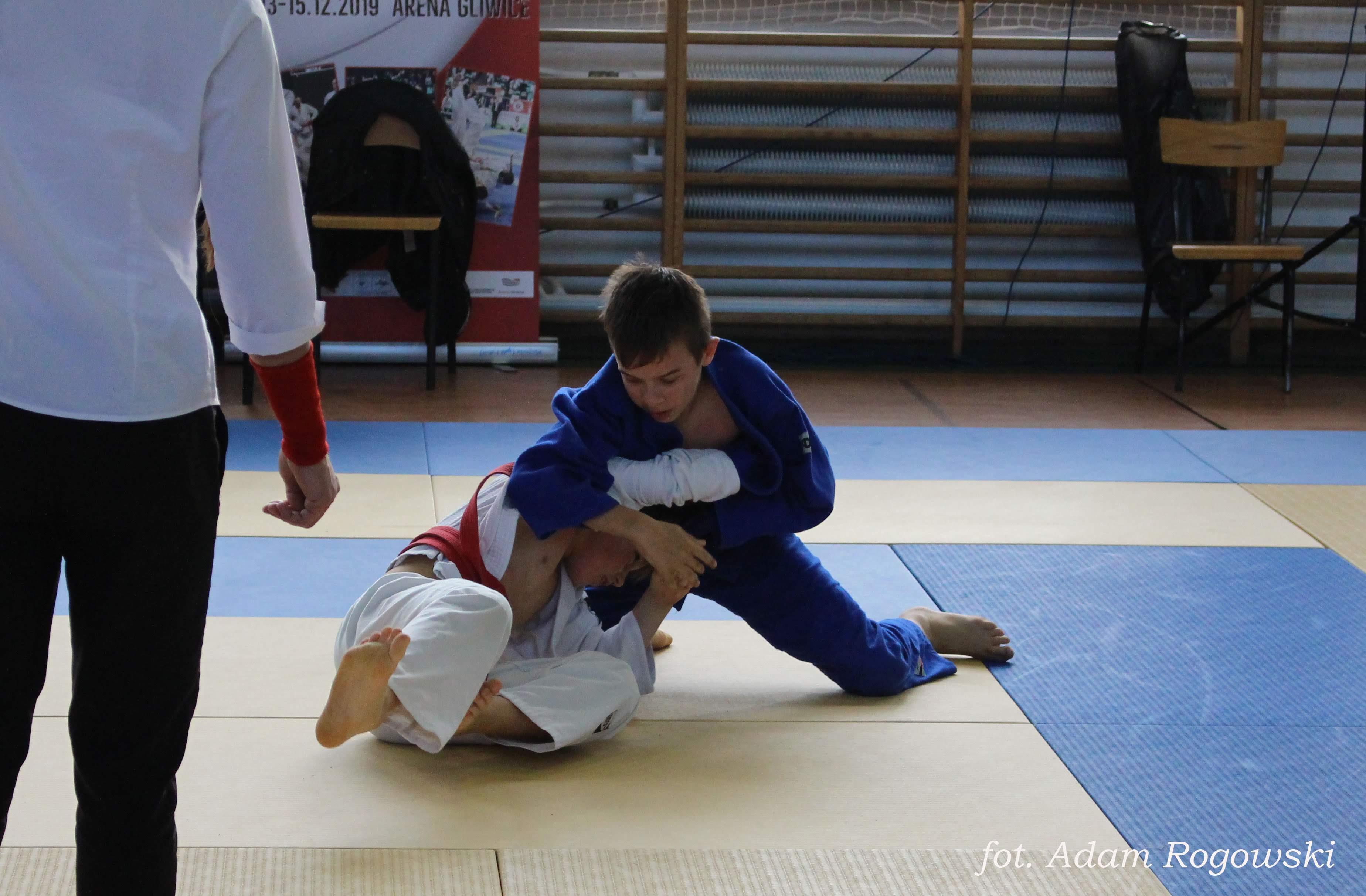 Mistrzostwa Polski Ju Jitsu w Sochaczewie