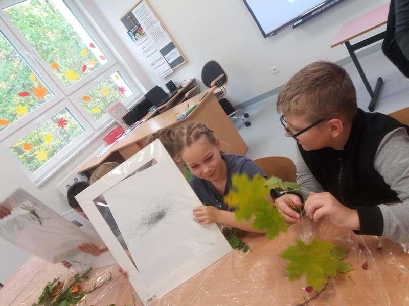 Warsztaty edukacyjno-ekologiczne w Szkole Podstawowej w Zakręcie