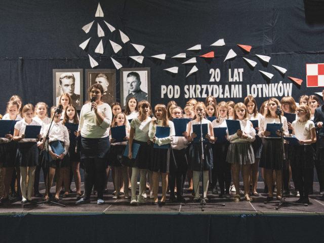 60-lecie Szkoły Podstawowej w Wiązownie. Występ finałowy