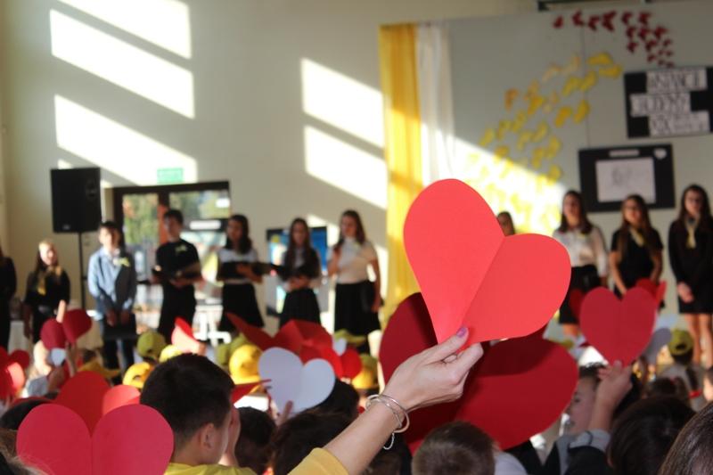 Dni Papieskie w szkole w Zakręcie