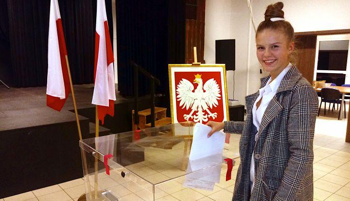 Eliza Kobza – mieszkanka Woli Karczewskiej