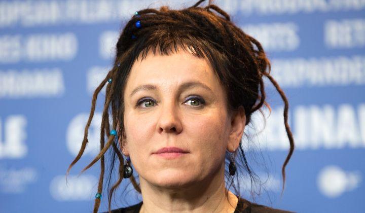 Olga Tokarczuk - polska pisarka