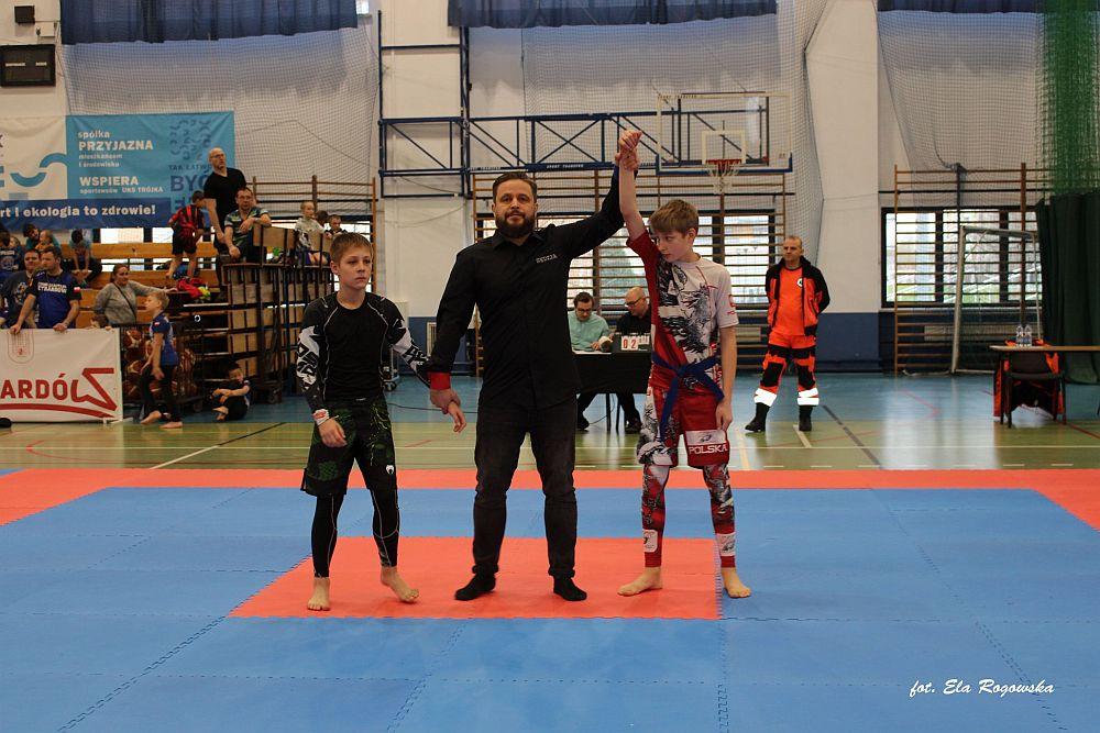 II Międzynarodowe Zawody Dziecięcej Ligii Grapplingowej w Żyrardowie