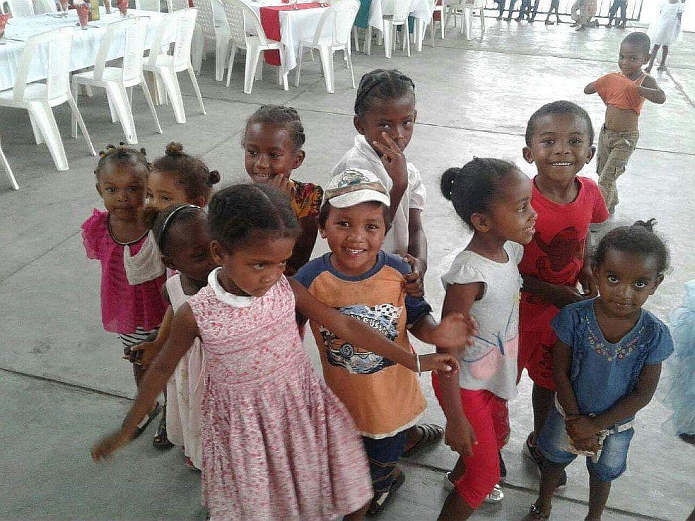 Dzieci z Madagaskaru
